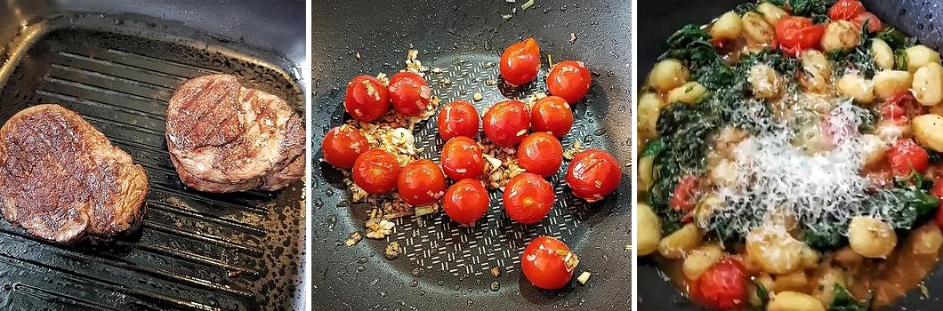 edles-fleisch-rezepte-paul-cooks-txogitxu-filet-gnocchi-blattspinat-honigtomaten-zubereitung
